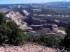 dinosaur-colorado-steamboat-rock-and-yampa-river-canyon-view-from-harpers-corner-trail